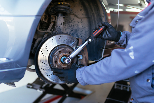brake repair weston super mare